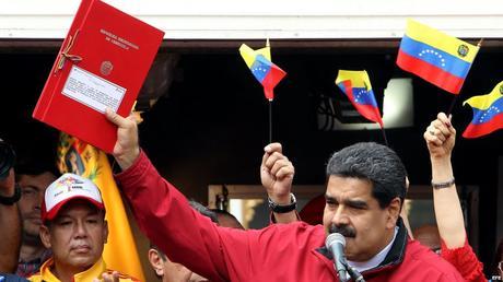 El 85 por ciento de los venezolanos se opone a la constituyente de Maduro