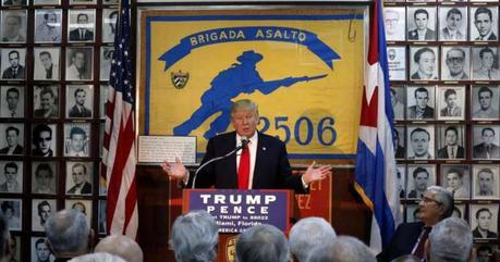 Trump hablará el próximo viernes en Miami sobre su política con Cuba