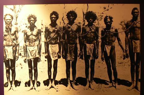 AUSTRALIA (I) - Outback - Aborígenes