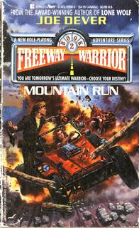 Freeway Warrior, de Joe Dever: De libro-juego a JdR