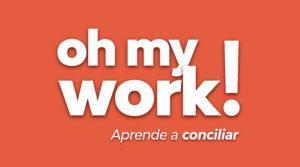 Oh my work logo