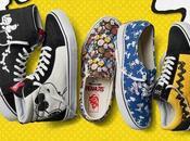 Vans Peanuts. colección especial para nostálgicos Charlie Brown Snoopy