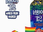 edición especial Larios para celebrar World Pride Madrid 2017