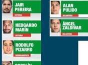 Chivas pone jugadores Selección Méxicana