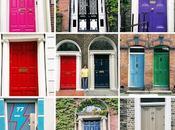 Dublín puertas colores
