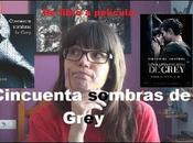 libro película Cincuenta sombras Grey