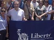 Liberty Seguros premió ganadores plan incentivos 2016