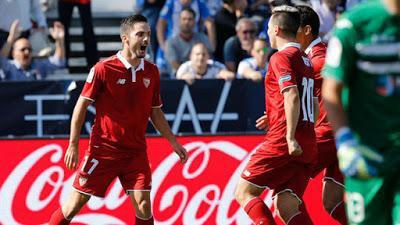 Encuesta sobre los futbolistas del Sevilla FC en la temporada 16/17