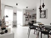 apartamento blanco negro