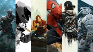 Los Juegos De Playstation 4 Y Ps4 Pro Que Fueron Presentados En El