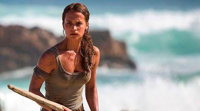 La nueva película de Tomb Raider concluye su rodaje