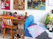 Textile deco: quilts habitaciones infantiles