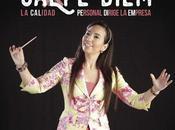 Entrevista María Graciani (150), autora «CALPE DIEM Calidad Personal DIrige Empresa)»