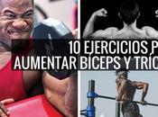 bíceps tríceps