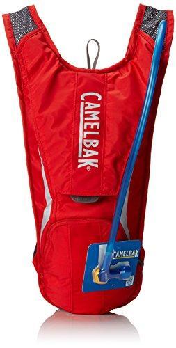 Camelbak Classic - Mochila de hidratación, color rojo, 2 l