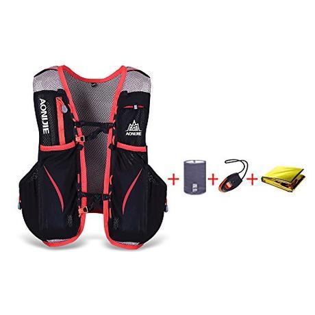 lixada 5L Deportes Mochila/–Vest Pack para 1.5L Water Bag Ciclismo Senderismo Bag al aire libre Deportes, L/XL