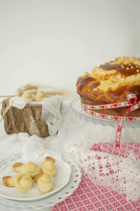 Korovai, pan de boda de Ucrania, una obra de arte panadera