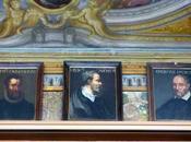 Galería personas ilustres Uffizi Florencia