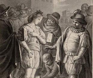 Resultado de imagen de Las gentes de Toledo en La Ilustre Fregona