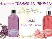 ¡SORTEO Jabones Líquidos Marsella JEANNE PROVENCE!