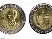 Nueva moneda cinco pesos cubanos #Cuba #CubaEsNuestra