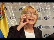 Luisa Ortega Díaz, base Carta enviaste