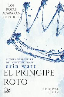 Reseña | La princesa de papel ~ Erin Watt