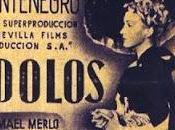 ÍDOLOS (España, 1943) Romántico, Melodrama