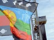 Petroleras unieron contra mapuches