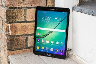 AT&T Coloca Android 7.0 Nougat Para Samsung Galaxy Tab S2 9.7
