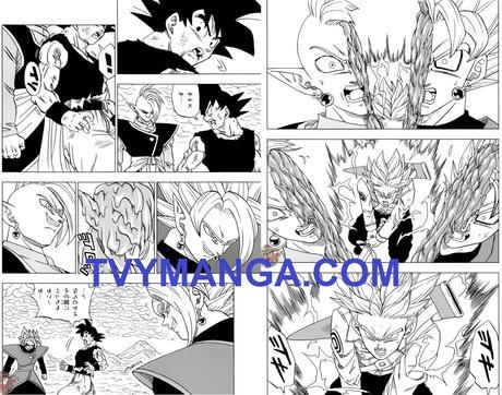 Dragon Ball Super 25 MANGA ADELANTO