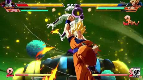 Dragon Ball FighterZ protagoniza un nuevo gameplay y un vídeo de reacciones al jugarlo