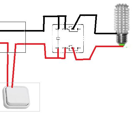 Cómo eliminar el molesto efecto de iluminación residual producida por una luminaria basada en leds