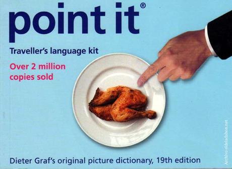 Biblioteca cicloturista: Point it - Traveller's language kit