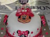 Tarta Minnie Para Leire