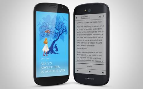 El YotaPhone 3 llegará este año y costará $350 dólares