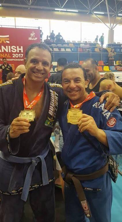 JuanMa Campillo revalida el título de España en su categoría en el Campeonato Nacional de Brazilian Jiu-Jitsu