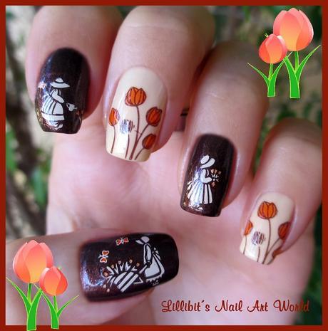 Cultivando tulipanes
