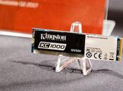 Kingston presenta KC1000 para satisfacer necesidades exigentes