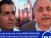 Miguel Ángel Mufarech: CONSEJERO YAUYOS PEDIR DISCULPAS.HASTA DERRAMO LAGRIMAS…