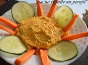 Paté Zanahorias Aceitunas