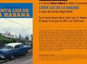 Ramón surroca presenta novela, lenta habana, librería rafael alberti madrid sábado junio 13:00 horas