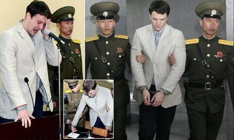 Murió Otto Warmbier, el estadounidense que estuvo preso durante un año en Corea del Norte
