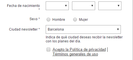 Personaliza tus campañas con un servicio de email marketing