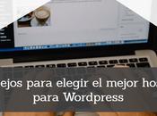 Hosting Wordpress, elección hosting popular Consejos