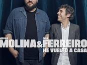 Molina Iván Ferreiro: Presentan Vuelto Casa
