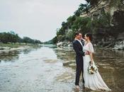 original boda sobre agua: Lauren Andrew