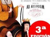¡Tercera edición 'Historia absurda España'!