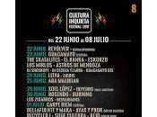 Festival Cultura Inquieta 2017, mucho vivir