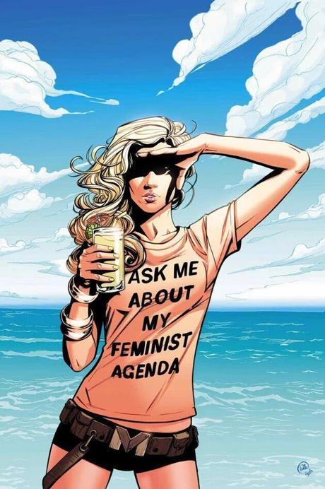 Feminismo, series y videojuegos llegan con las autoras de 'Pájaro Burlón'